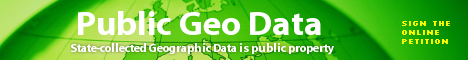 Public Geo Data Web Site